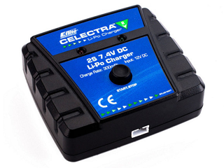 Celectra 2S 7.4V DC LiPo Charger