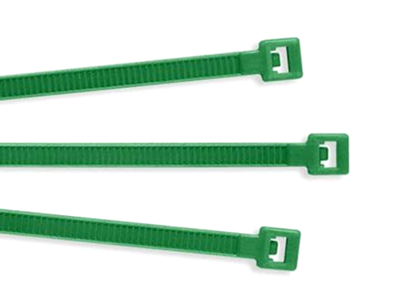 Color Nylon Cable Ties: 8
