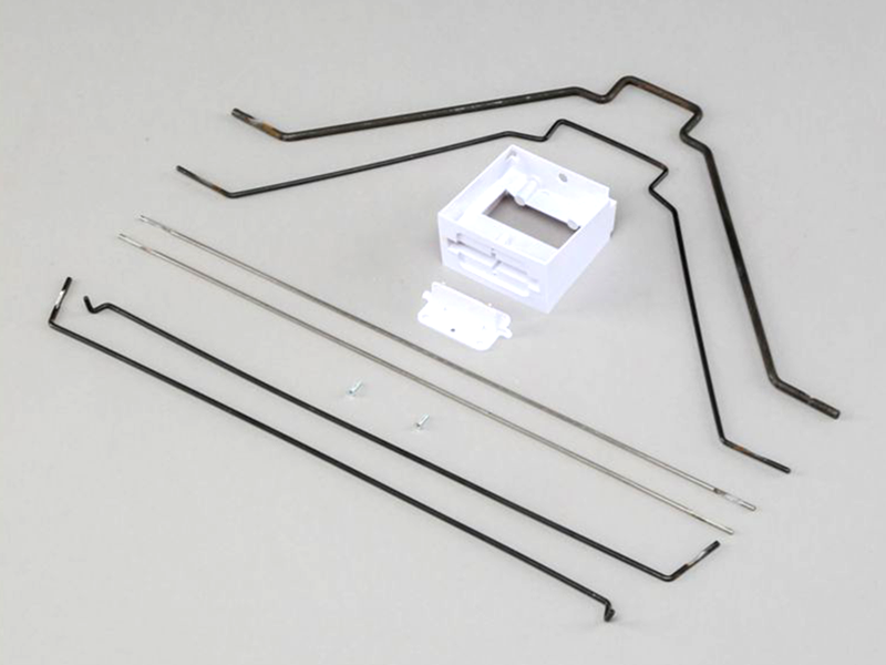Wire Mounting Set CZ Cub: CarbonZ Floats