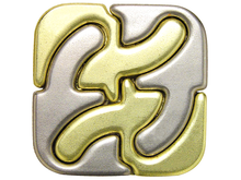 Load image into Gallery viewer, Hanayama Cast Puzzle: Level 6 Square