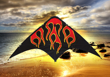 Load image into Gallery viewer, Learn to Fly Stunt Kite: Flames