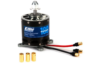 Power 180 Brushless Outrunner Motor, 195Kv