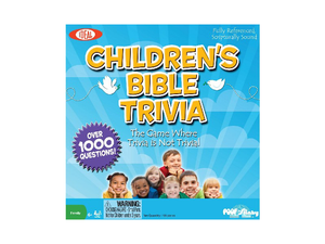 Ideal: Children's Bible Trivia Game