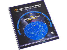 Load image into Gallery viewer, SkyMaps Star Charts & Planisphere (Northern)
