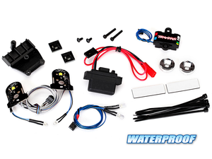LED Light Set with Power Supply for 8130 Body