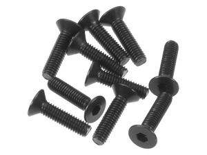 AR722312 Flat Head Screw 3x12mm (10)
