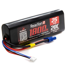 Load image into Gallery viewer, 2 Cell 1800mAh 7.4V 20C LiPo,Hardcase: EC3