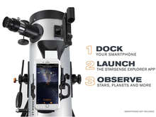 Load image into Gallery viewer, StarSense Explorer LT 114AZ Smartphone App-Enabled Newtonian Reflector
