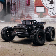 Load image into Gallery viewer, 1/8 Notorious 6S, 4WD, BLX (Requires battery & charger): Black