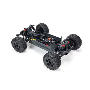 1/10 Big Rock, 4WD, BLX (Requires battery & charger): Black