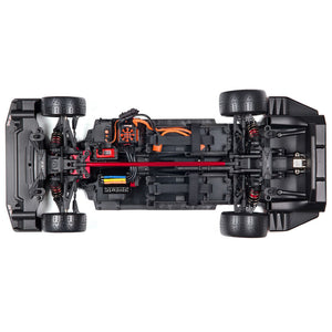1/7 Felony 6S, 4WD, BLX (Requires battery & charger): Black