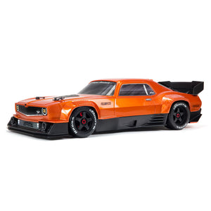1/7 Felony 6S, 4WD, BLX (Requires battery & charger): Orange