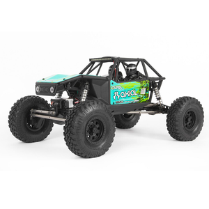 1/10, Capra 1.9, 4WD, RTD: (Requires battery & charger): Green