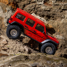 Load image into Gallery viewer, 1/10 SCX10 III Jeep Wrangler, 4WD, RTD (Requires battery & charger): Orange