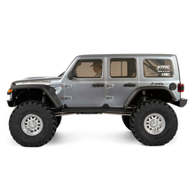 Load image into Gallery viewer, 1/10 SCX10 III Jeep Wrangler, 4WD, Unassembled Kit x/Clear Body (Requires electronics, battery & cha