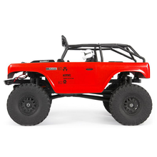 Load image into Gallery viewer, 1/24 SCX24 Deadbolt, 4WD, RTR (Includes batttery & charger): Red