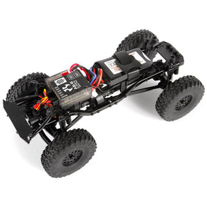 1/24 SCX24 Deadbolt, 4WD, RTR (Includes batttery & charger): Red