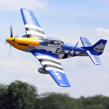 Load image into Gallery viewer, P51D Mustang 1.5m BNF Basic with Smart