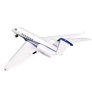 UMX Citation Longitude Twin 30mm EDF BNF Basic w/SAFE