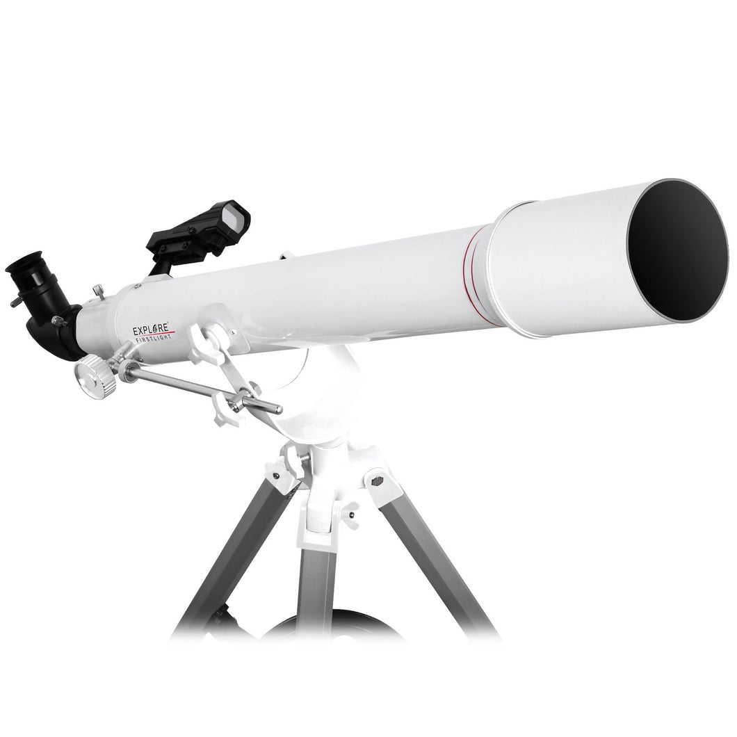 70mm Explore FirstLight Refractor with AZ Mount
