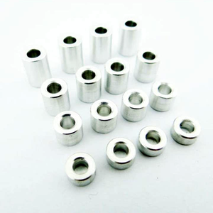 M3 Aluminum Standoff Spacer Set (x4)(3, 4, 7, 9mm)
