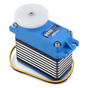 D840WP<br>32-Bit Multipurpose WP Steel Gear Servo