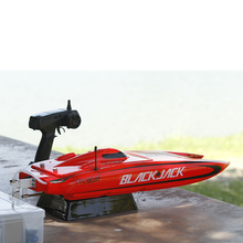 "Load image into Gallery viewer, Blackjack 24"" Catamaran Brushless: RTR"