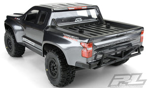 2019 Chevy Silverado Z71 Trail Boss Clear Body: Slash
