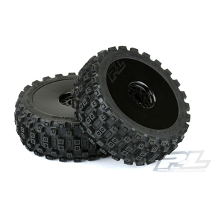 Badlands MX M2 1:8 Buggy MTD Black Wheels F/R