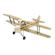 Load image into Gallery viewer, Tiger Moth Kit (1.4m), Free Motor, ESC, Servos