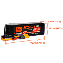 Load image into Gallery viewer, 6 Cell 3200mAh 22.2V 30C Smart LiPo G2: IC5
