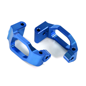 Caster Blocks (C-Hubs), Aluminum, Blue, Left and Right: 8932X