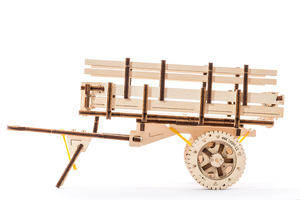 UGears Tanker, Fire Ladder & Chassis Additions<br>(for Truck UGM11)