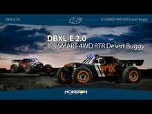 Load and play video in Gallery viewer, 1/5 DBXL-E 2.0 Desert Buggy, 4WD, Brushless (Requires battery & charger): Fox