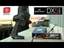 Load and play video in Gallery viewer, DX5 Pro 2021 5-Channel DSMR Transmitter Only