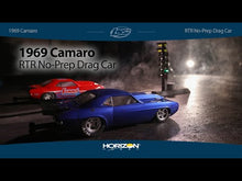 Load and play video in Gallery viewer, 1/10 '69 Camaro 22S Drag Car, 2WD, RTD (Requires battery & charger): Summit