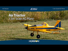 Load and play video in Gallery viewer, Air Tractor 1.5m BNF Basic with AS3X & SAFE Select