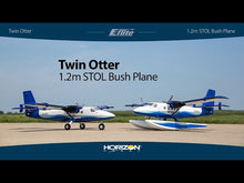Load and play video in Gallery viewer, Twin Otter 1.2m PNP, includes Floats