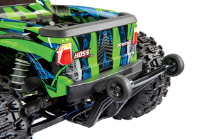1/10 Hoss, 4WD, VXL (Requires battery & charger): Green