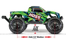 Load image into Gallery viewer, 1/10 Hoss, 4WD, VXL (Requires battery & charger): Green