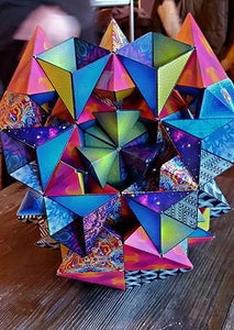 Shashibo Cube - Spaced Out