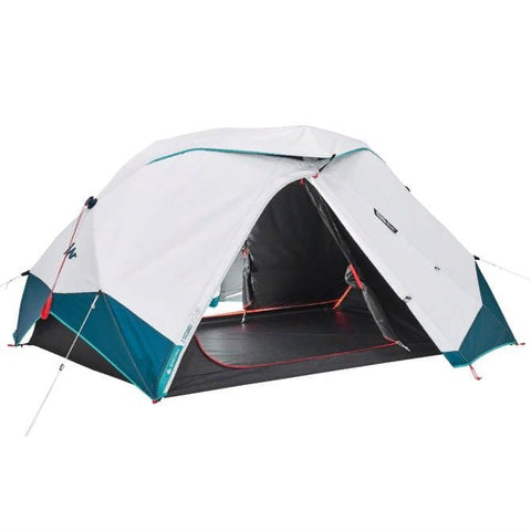 2 Seconds EASY Tent Fresh & Black 2 Persons