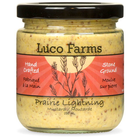 Prairie Lightning Mustard (Hot)