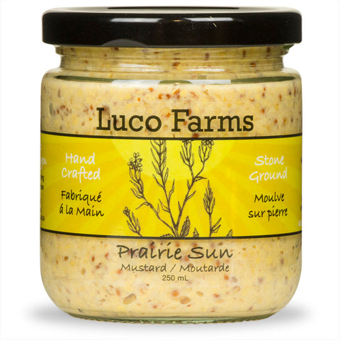 Prairie Sun Mustard (Medium Hot)