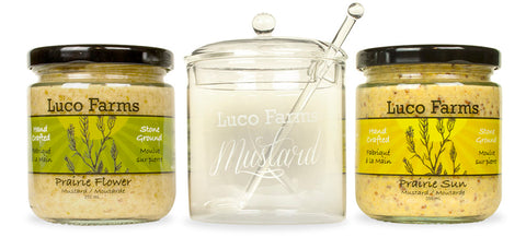 Luco Farms Artisan Hostess Gift Set