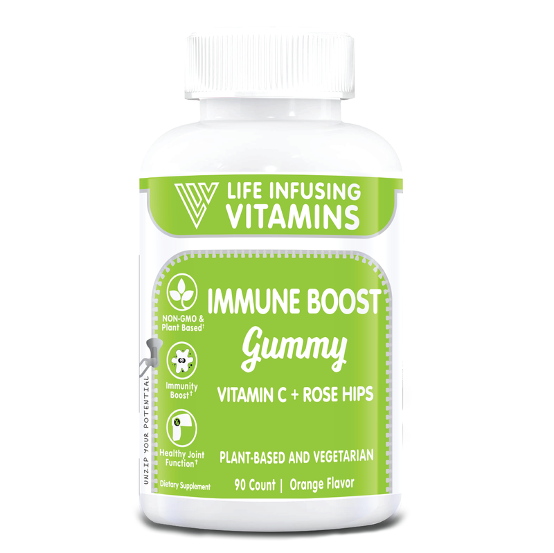 Immune Boost Vitamin C + Rose Rips