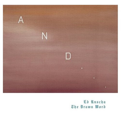 ED RUSCHA<br><em>The Drawn Word</em>