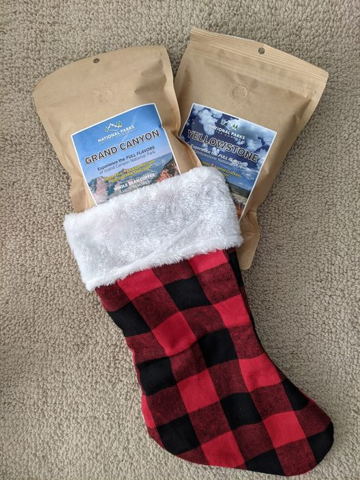 national parks coffee gift