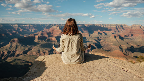 Grand Canyon National Park Meditation