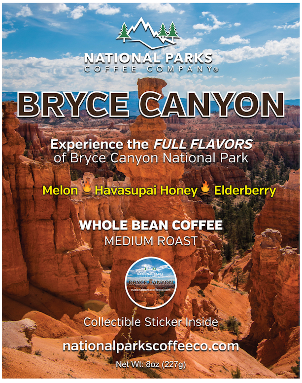 Bryce Canyon Coffee Whole Bean